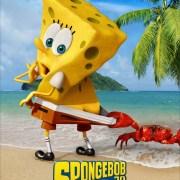 Spongebob 3D- Plakat