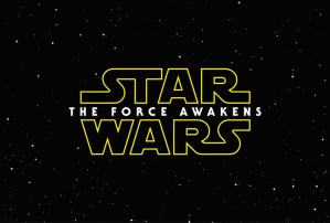 Star Wars -The Force Awakens - Logo