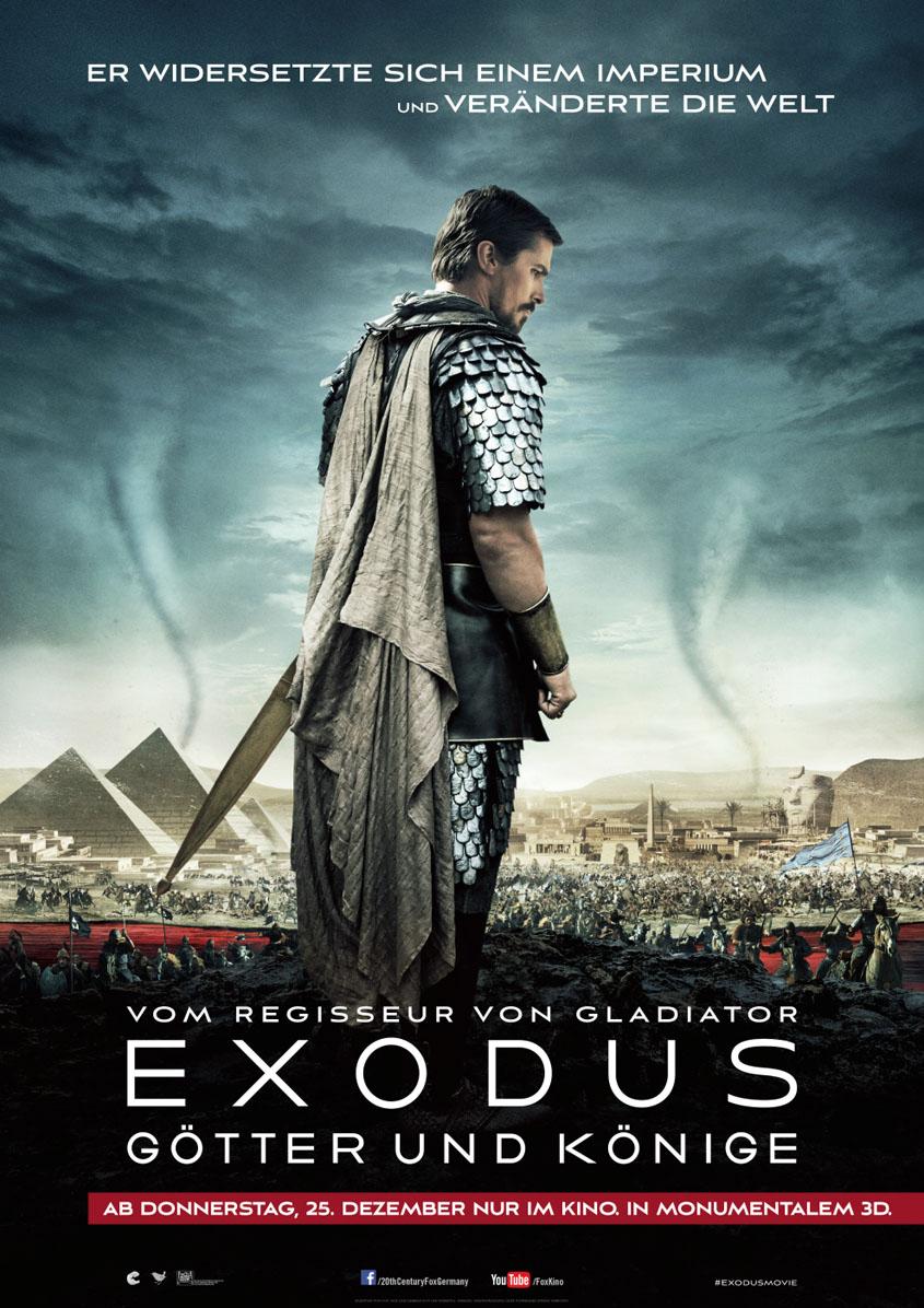 Exodus - Plakat
