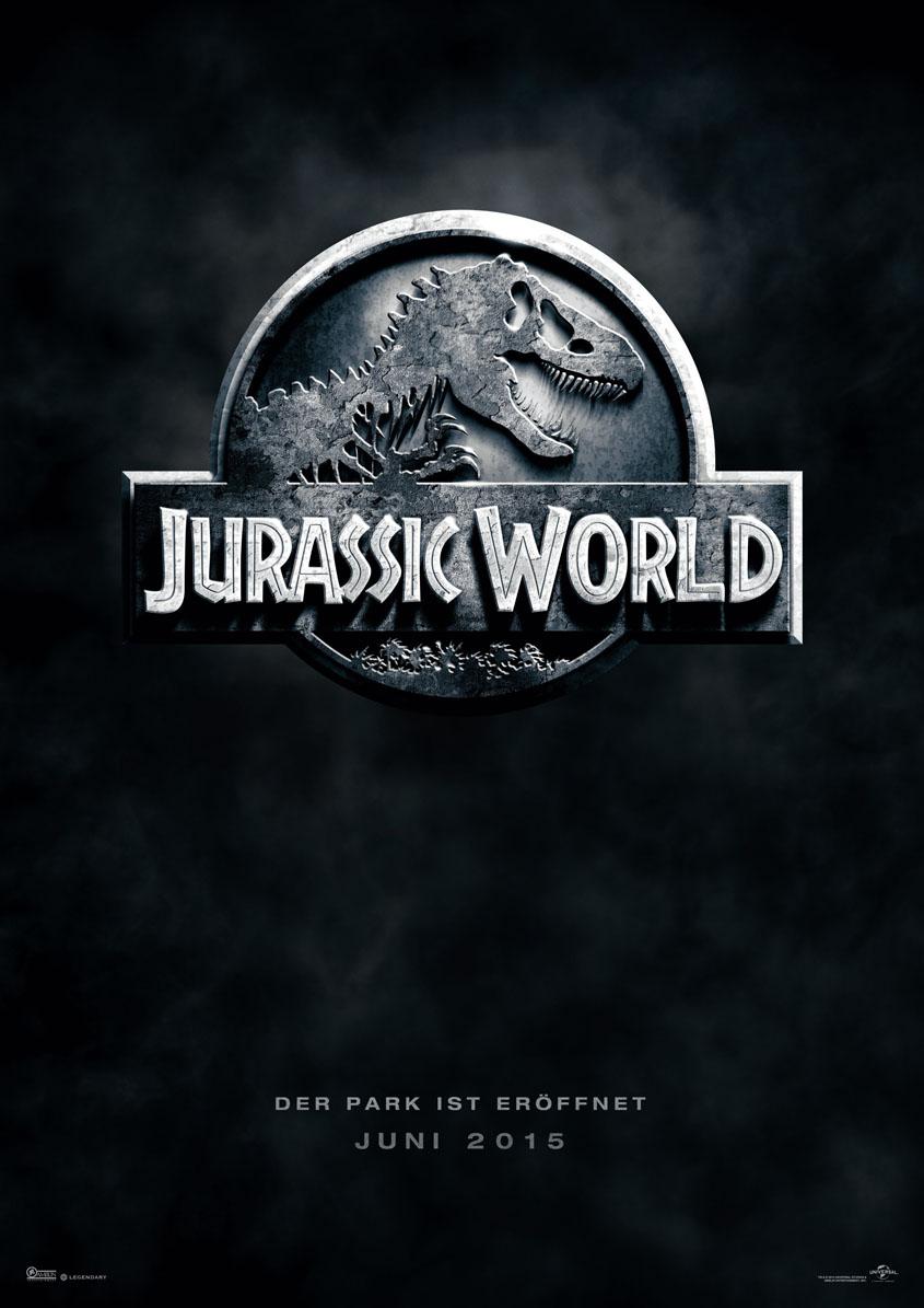 Jurassic World - Plakat Teaser