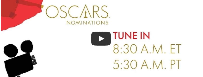 Oscars 2015 Nominees Announcement And Live Stream Oscars 2015