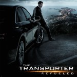 The Transporter Refueled - Plakat