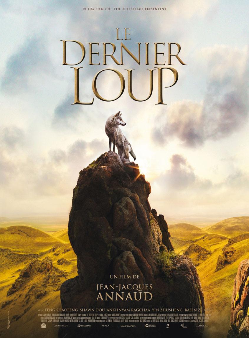 Der Letzte Wolf - Wolf Dernier Loup - Filmplakat