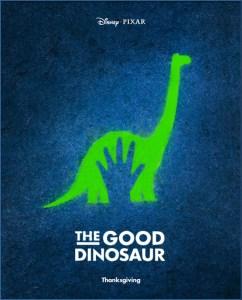 The Good Dinosaur - Plakat Teaser