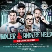 Pendler und andere Helden - Grafik