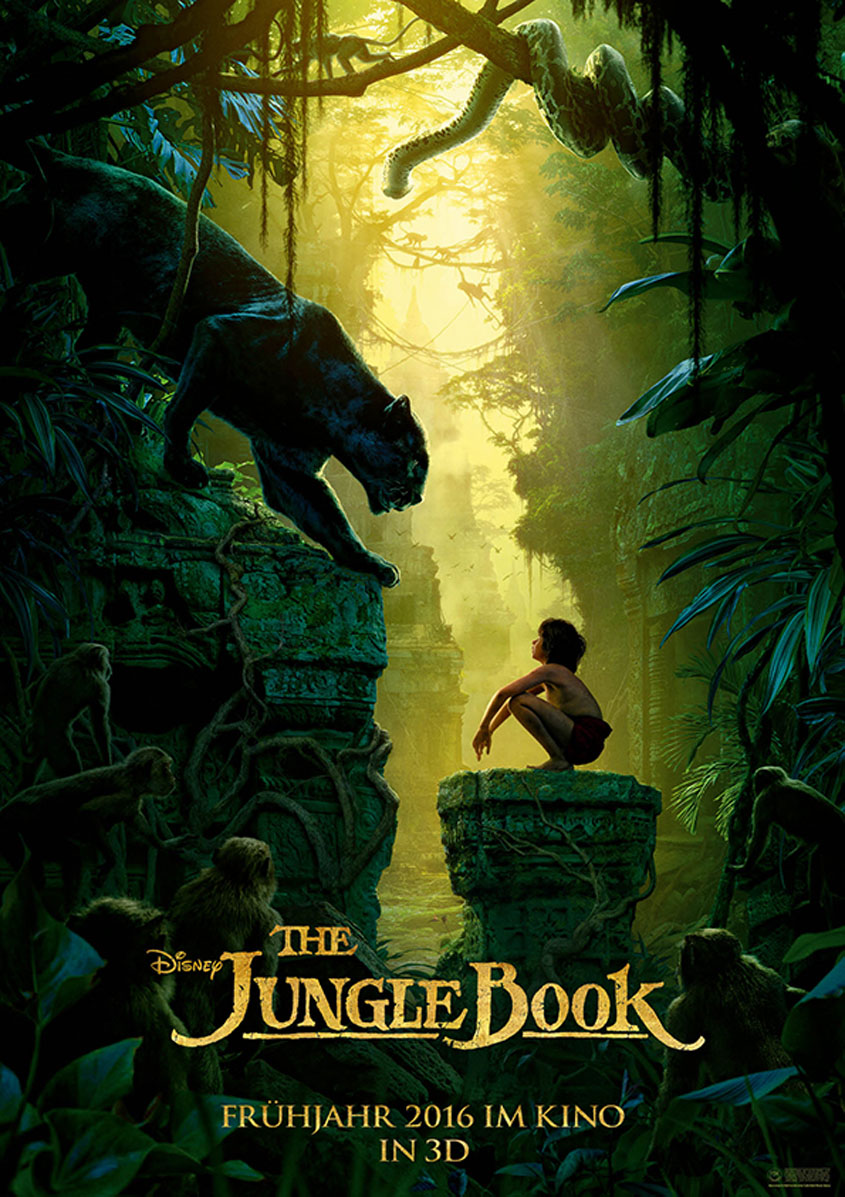 The Jungle Book - Teaserplakat