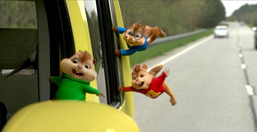 Alvin 4 - Szenenbild 1