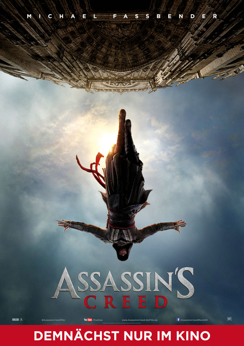 Plakat Assassins Creed