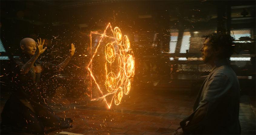 Doctor Strange -Szenenbild 1