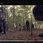 The Walking Dead 360 Grad Video