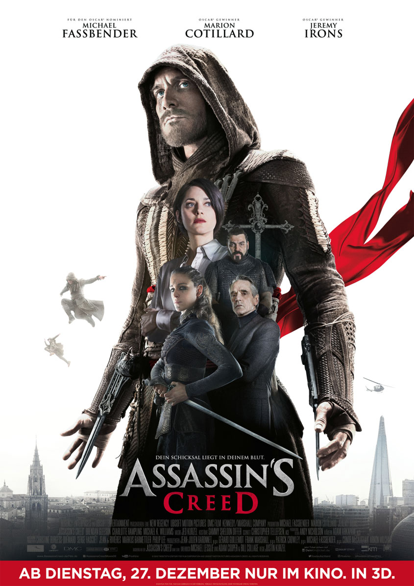 Plakat Assassins Creed