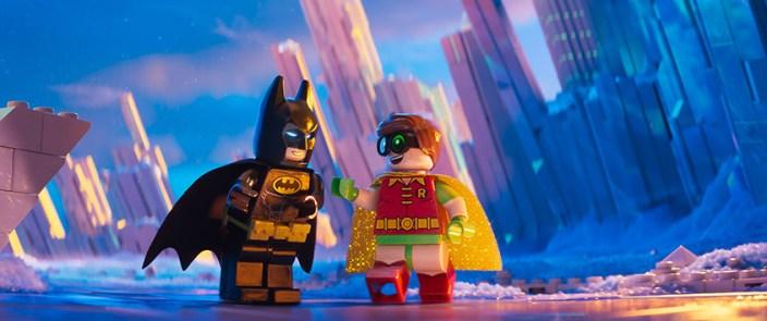 Lego Batman Movie- Szenenbild