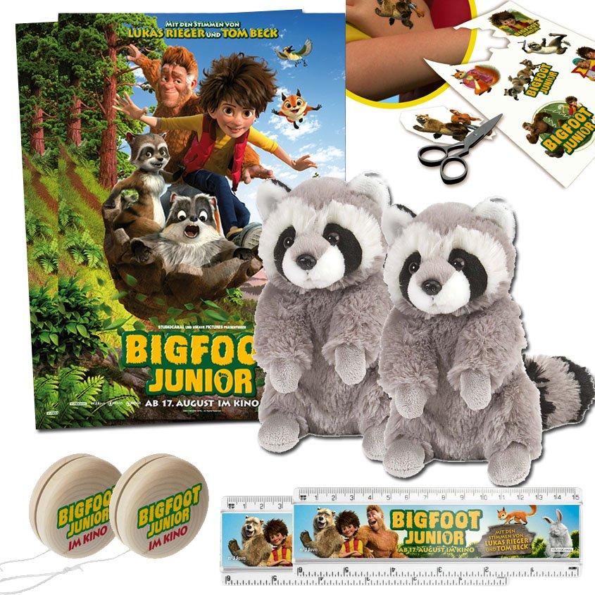 Gewinne Bigfoot Junior