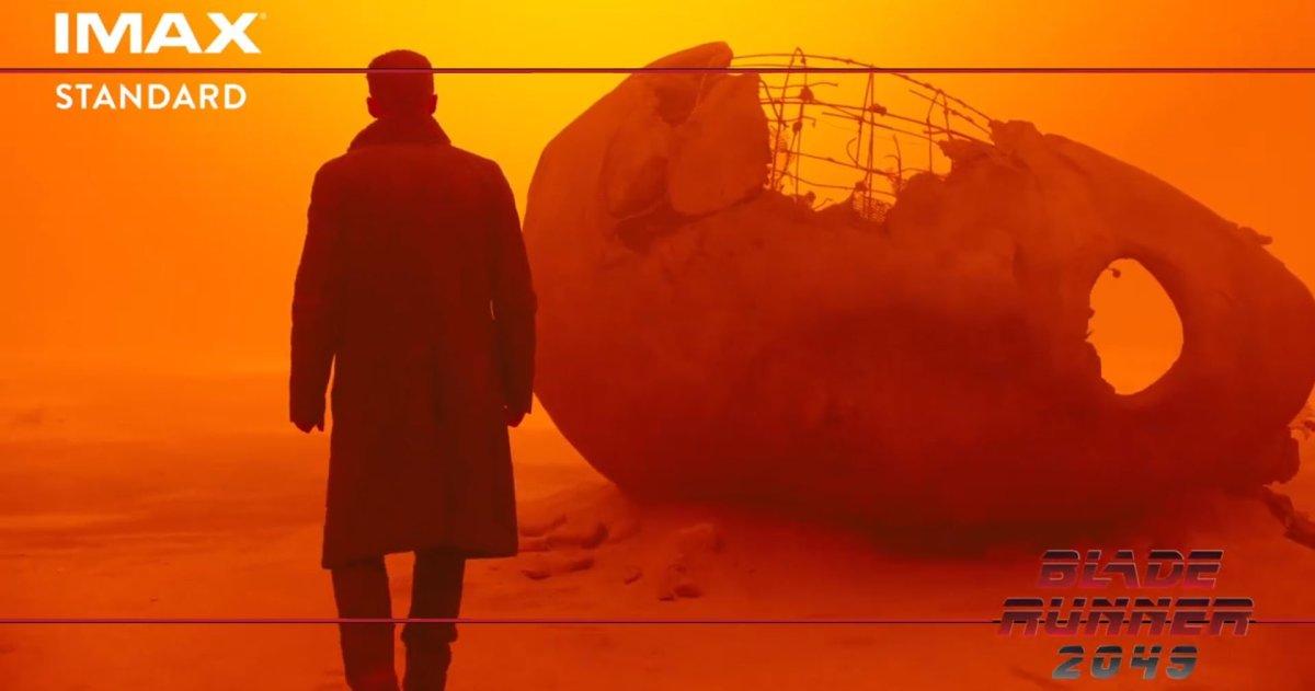 Blade Runner 2049 - IMAX Format