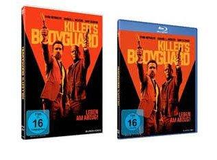 DVD BD Killers Bodyguard