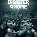 Sherlock Gnomes - Spoof - Plakat - The Disaster Gnome