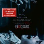 Insidious The Last Key- Extended Version- Plakat