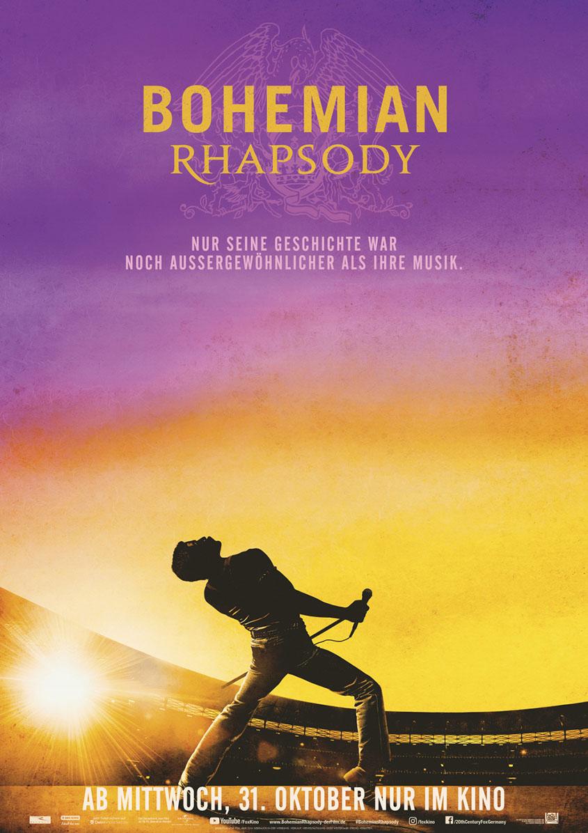 Bohemian Rhapsody- Plakat