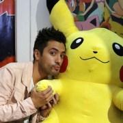 Pikachu-Cosplay
