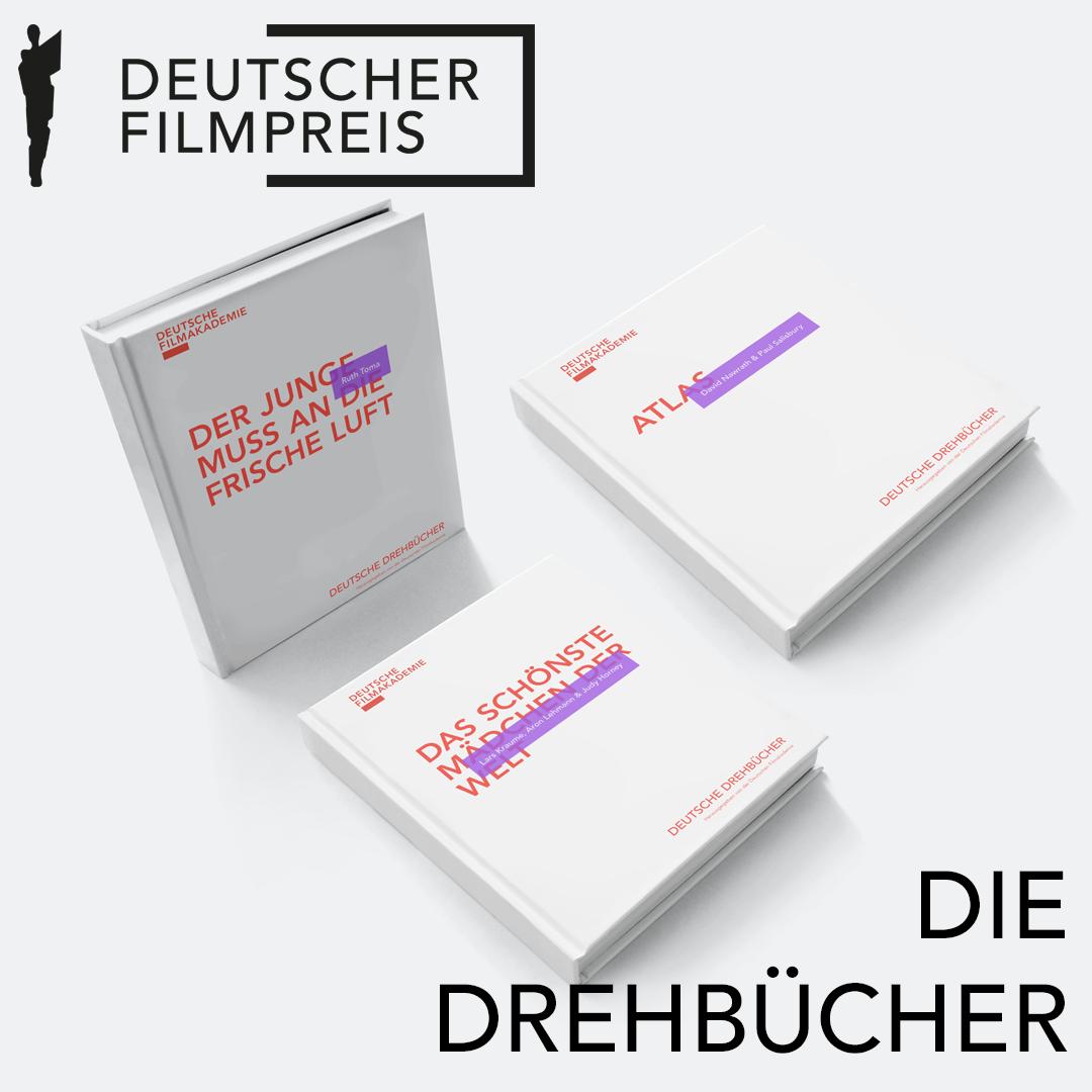 Deutscher Filmpreis- Drehbücher 2019
