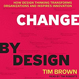 Change by Design Audiobook Cover