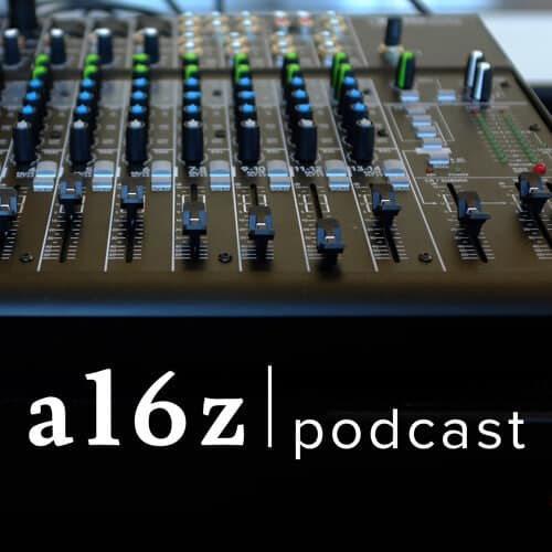 a16z Podcast Cover