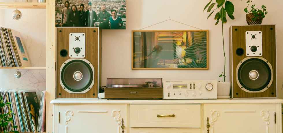 photography of furniture and appliances at home