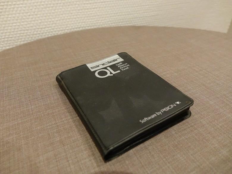 Das Psion Office Paket für den Sinclair QL