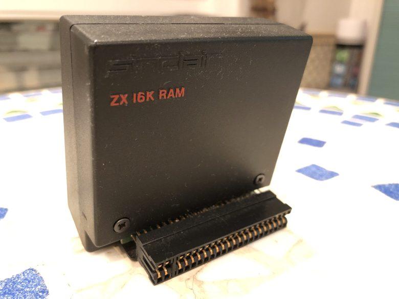 Das ZX 16K RAM Pack