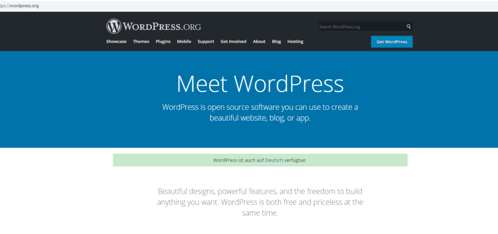 Wordpress.com oder Wordpress.org?