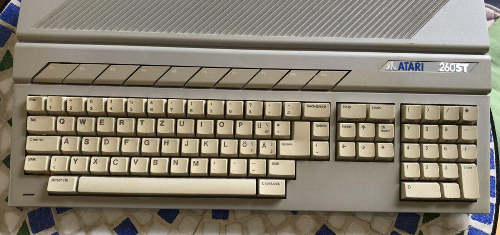 Computermuseum: Atari 260ST