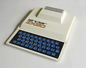Sinclair ZX80. Sinclair Computer und ihr Ökosystem