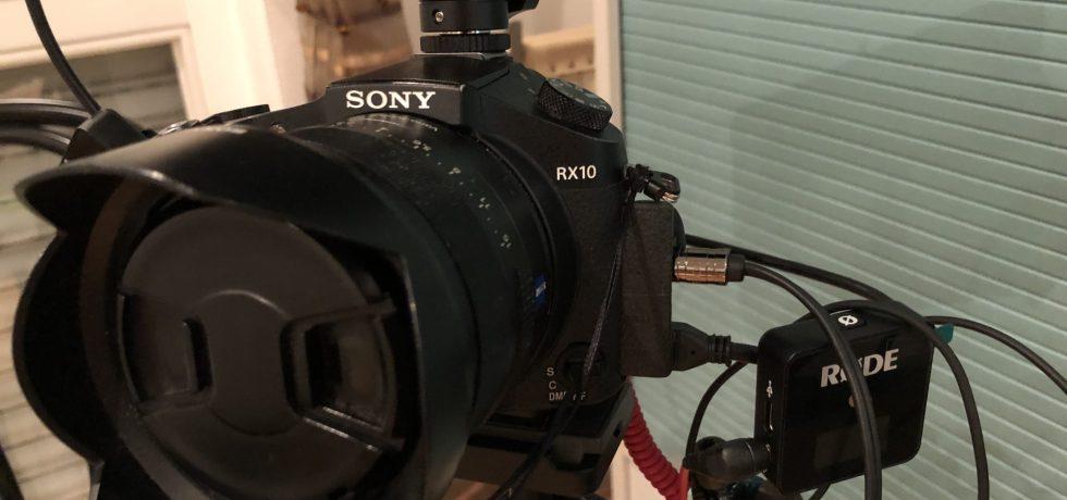 Videoblogging Ausstattung