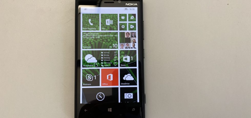 Nokia Lumia 920 Windows Phone