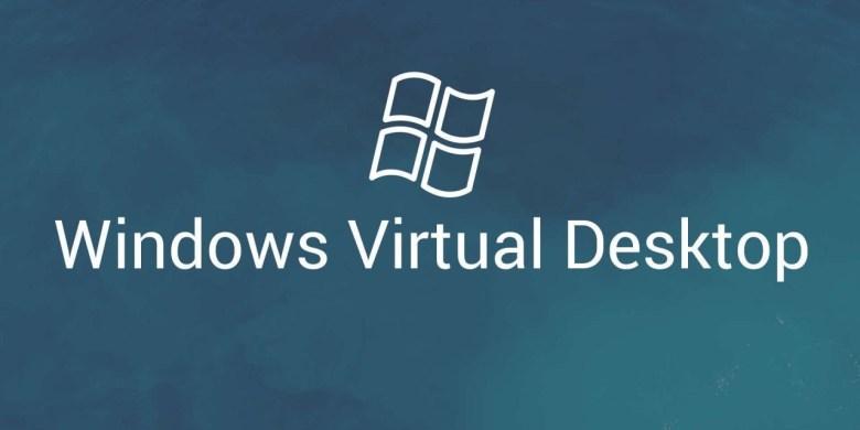 Microsoft Virtual Desktop