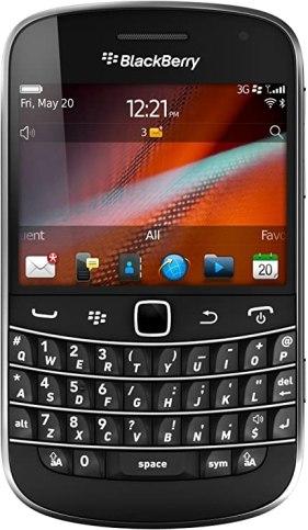 Das BlackBerry Bold 9900. Story vom Abstieg eines Kultprodukts