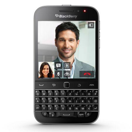 Das BlackBerry Classic. Story vom Abstieg eines Kultprodukts