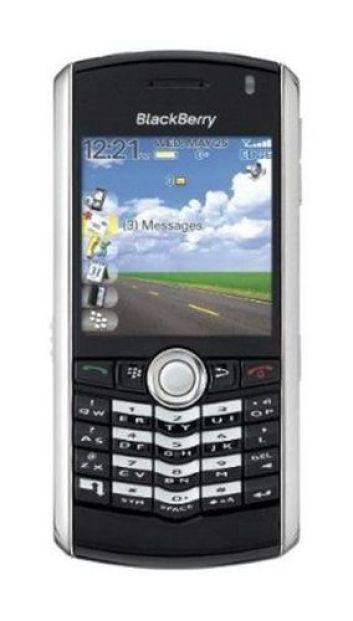 Das BlackBerry Pearl