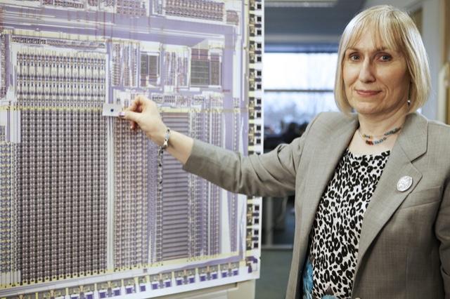 Sophie Wilson, die Erfinderung der ARM-Prozessoren
