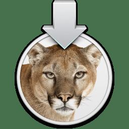 Sinnbild für OS X 10.8 Mountain Lion