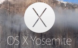 Sinnbild für OS X 10.10 Yosemite