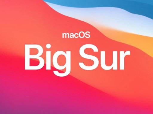 Sinnbild für macOS 11.0 Big Sur