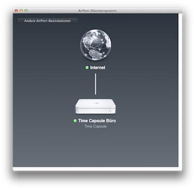 Apple Airport Utility 6: reduzierter und klarer