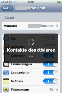 Doppelte Kontakte am iPhone? Die schnelle Lösung