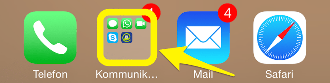 So bekommt ihr andere (und mehr) Apps ins iPhone-Dock!