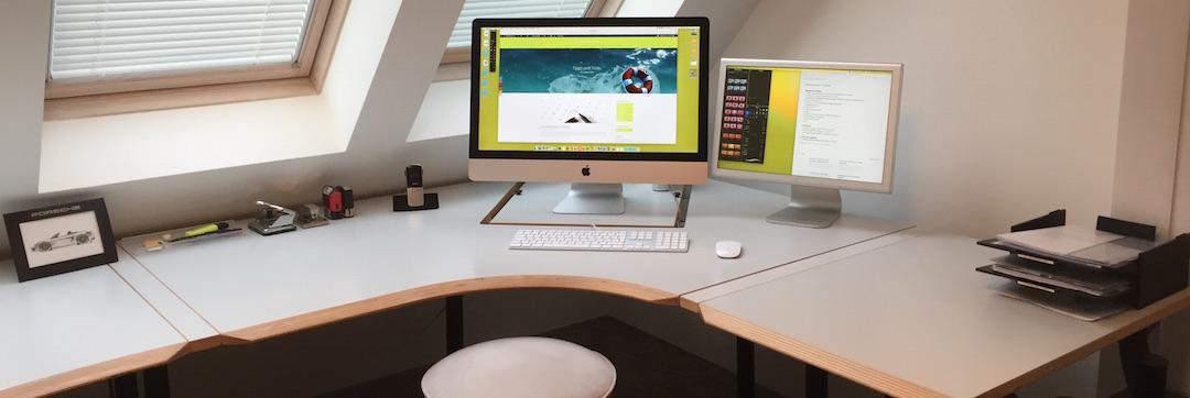Mein digitales Setup mit iMac, iPhone, iPad