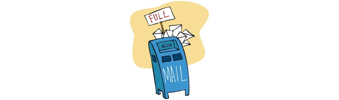 Schnelle Accountinformationen in  Apple Mail
