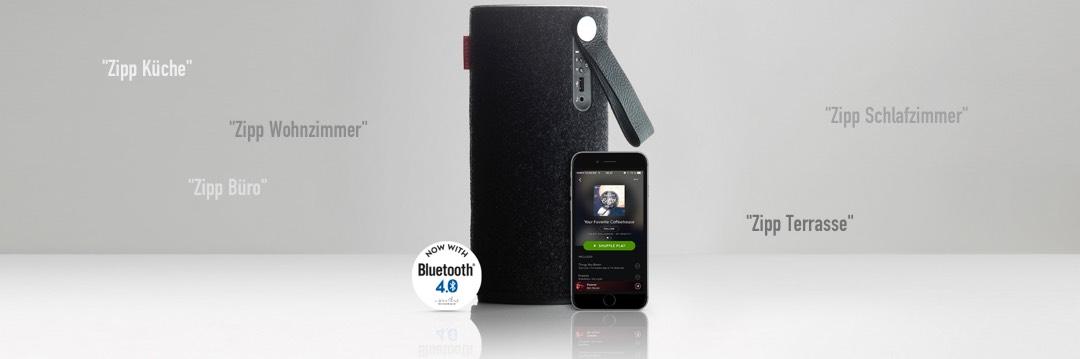 Libratone Zipp mit Klarnamen anzeigen (Bluetooth)