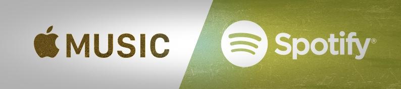 Spotify oder Apple Music? Meine Entscheidung.