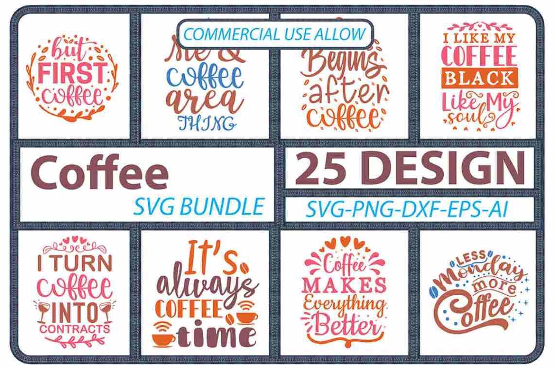Download Coffee SVG Bundle, Coffee is My Love Language, Coffee ...